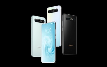 "Meizu 17 series go official with 6.6"" AMOLED displays, quad cameras and Snapdragon 865"