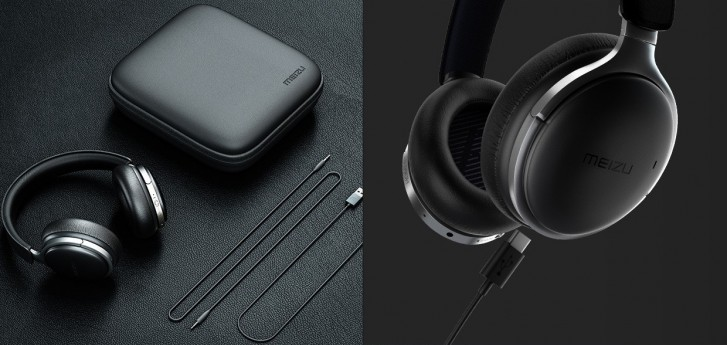 Meizu HD60 ANC headphones have noise cancellation powered by Sony, are Hi-Res certified