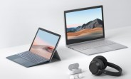 Microsoft announces the Surface Book 3, Surface Go 2 and Surface Headphones 2