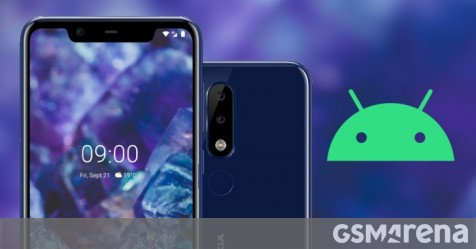 Nokia 5.1 Plus now receiving Android 10