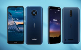 Nokia C5 Endi, C2 Tava and Tennen announced