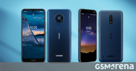 Two New Affordable Nokia Smartphones Revealed