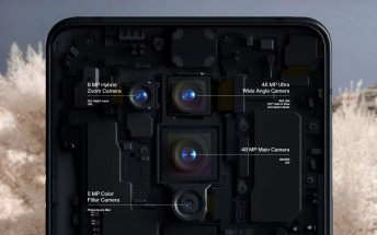 OnePlus is disabling the Photochrome mode on the 8 Pro globally