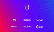 OnePlus, Realme, Meizu, Blackshark join the P2P Transmission Alliance