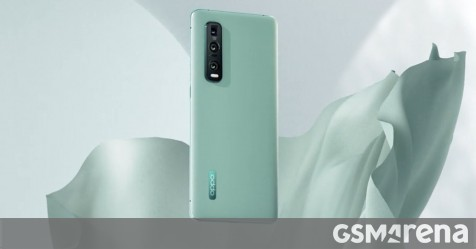 Oppo Find X2 Pro gets a Green vegan leather option