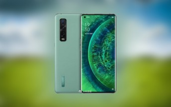 Oppo Find X2 Pro to arrive in Green Vegan Leather option