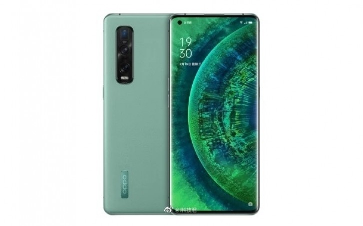 Oppo Find X2 Pro to arrive in Green Leather option