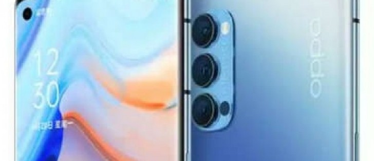 Oppo Reno4 series pass through TENAA, specs confirmed