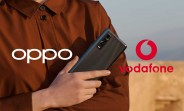 Oppo to partner with Vodafone in seven European markets