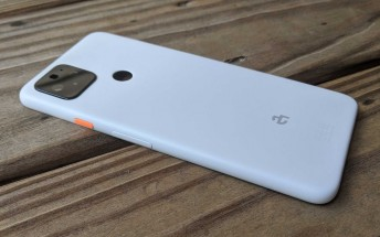 Pixel 4a XL back cover shows the dual camera that could have been