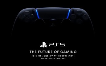 Sony to hold another PS5 event on June 4