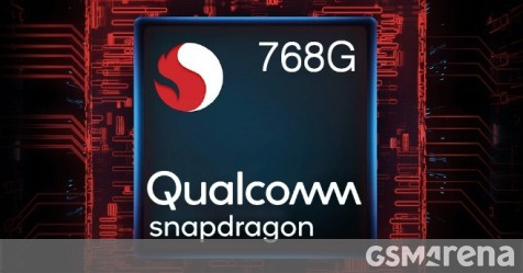 Qualcomm Snapdragon 768G arrives overclocked CPU and GPU, integrated 5G modem