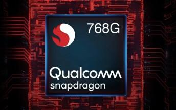 Snapdragon 768G is real, specs leak online
