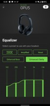 Opus EQ profiles - Razer Opus headphones review