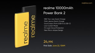 Realme Buds Air Neo and Realme Power Bank 2