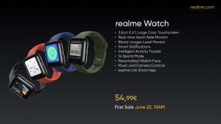 Realme Watch and Realme Band