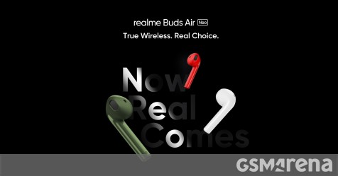 Realme Buds Air Neo TWS earphones are coming on May 25, price leaked