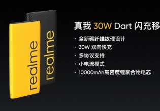 Realme 30W Dart and Power Bank 2