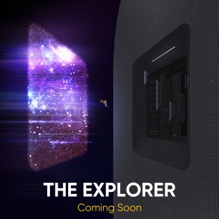 Is the Realme X3 the Explorer then?