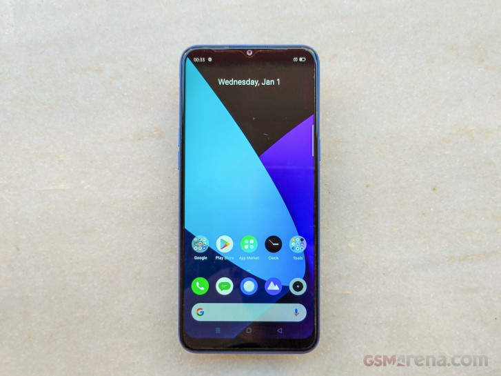 Realme Narzo 10A hands-on review