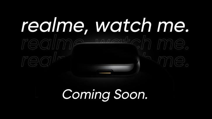 Realme's first smartwatch and smart TV are arriving on May 25 with other accessories