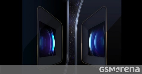 Các mẫu máy ảnh Realme X3 SuperZoom trêu chọc khả năng zoom