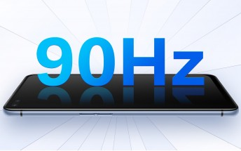 The Realme X50 Pro Player will have a 90Hz HDR+ Super AMOLED display