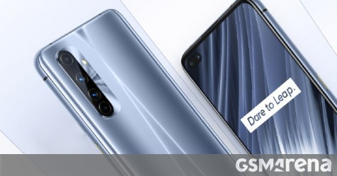 Realme X50 Pro Player sneaks off to run Geekbench, teasers talk cooling, audio and more