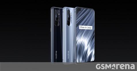 Realme X50 Pro Player is official, comes with graphite sheets for extra cooling - GSMArena.com news - GSMArena.com