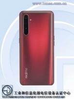 Realme X50 Pro Player on TENAA