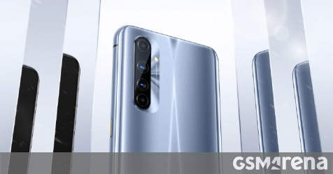 Realme X50 Pro Player appears on TENAA with downgraded cameras
