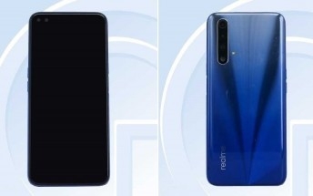 Realme X50t 5G spotted in certification listings