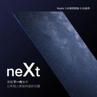 Redmi 10X teasers