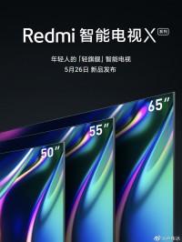 New Redmi  TVs incoming