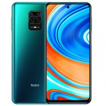 Redmi Note 9 Pro Max in Aurora Blue color