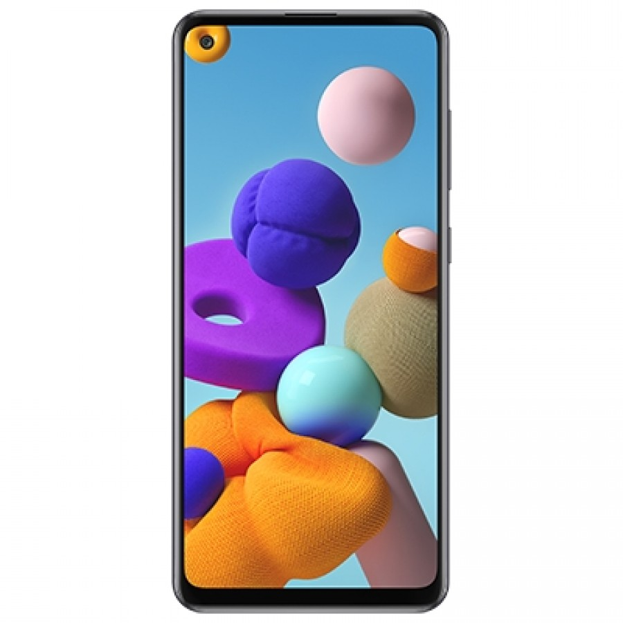 Leaked Samsung Galaxy A21s Render Shows A Familiar Design Gsmarena Com News