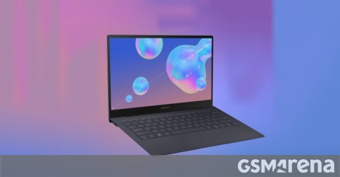 Samsung Galaxy Book S goes official with Intel Lakefield chipset