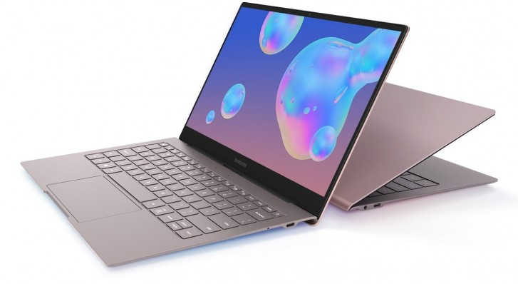 Samsung announces Galaxy Book S with Intel processor