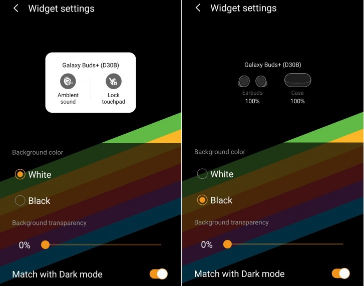 Samsung Galaxy Buds And Buds Get Home Screen Widgets With New Updates Gsmarena Com News
