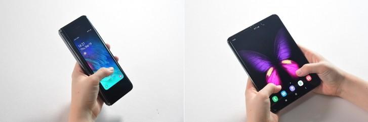 The original Samsung Galaxy Fold