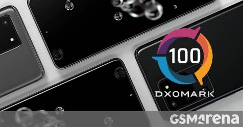 Samsung Galaxy S20 Ultra's selfie camera ties for second in DxOMark's tests