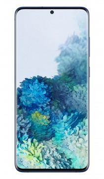 Galaxy S20+ in Aura Blue