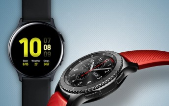 Samsung Gear S3 and Gear Active get Bixby, UI improvements in latest update