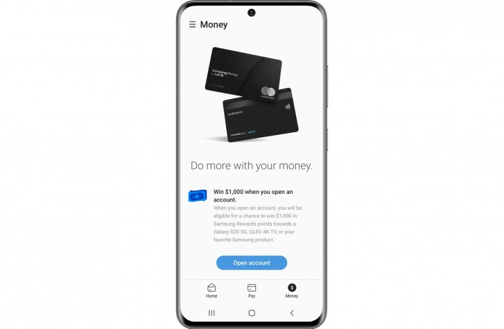 Samsung details its debit card, coming to the US later this summer