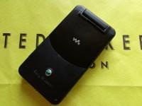 Sony Ericsson W707 ''Alicia'', an unreleased prototype of a Walkman phone