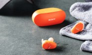 Sony WF-SP800N TWS earbuds come with ANC and up to 26 hours of battery life