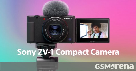Sony's ZV-1 is Built for Vloggers Ready to Turn Pro