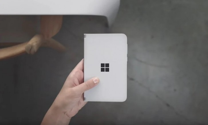 Microsoft Surface Duo specs leak