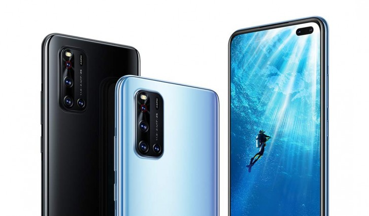 Global vivo V19 comes in India with dual punch-hole display, Snapdragon 712 and 33W fast charging