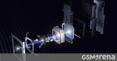 vivo details X50 Pro's gimbal camera stabilization system, shows off results